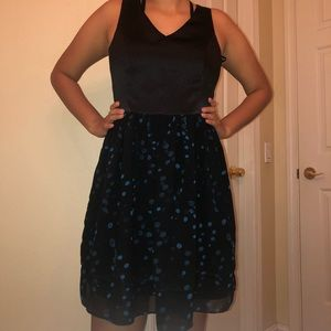Cute black dress